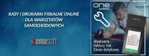Kasy i Drukarki Online Dla Mechaników - Leszno Ema-Soft