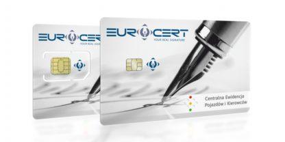 Eurocert Karta Sim