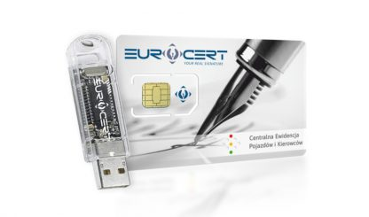 EuroCert Token