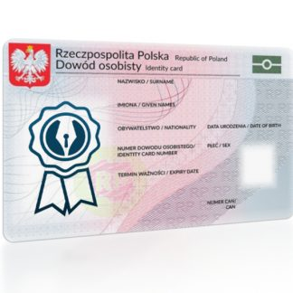 Nowy Certyfikat na karcie EuroCert lub e-Dowodzie