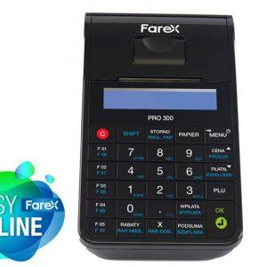 Kasa Fiskalna farex online pro 300