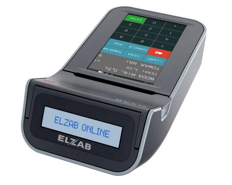 Kasa Fiskalna ELZAB K10 ONLINE BT/ WiFi/ EX