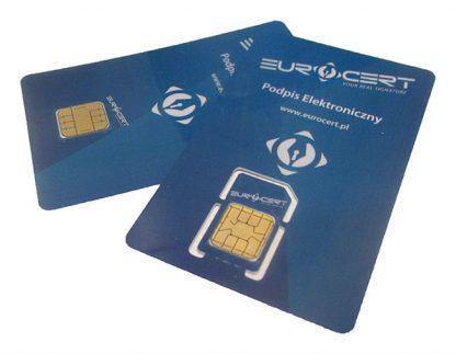 EuroCert Karta