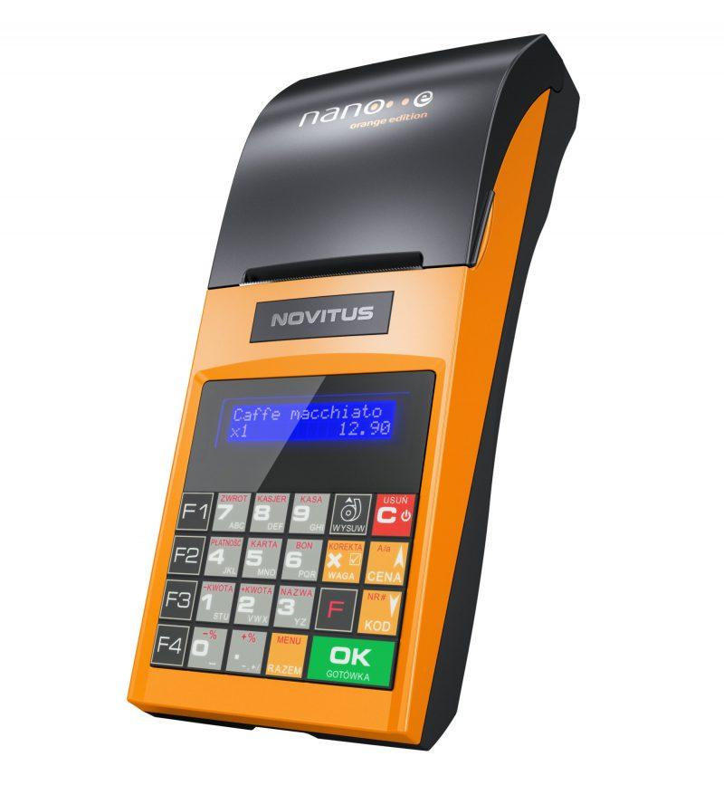 Nano E Orange Edition